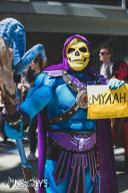Skeletor by @bootlegstark