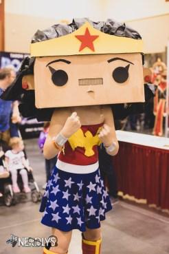 Wonder Woman Funko