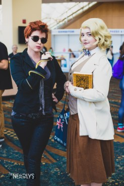 Good Omens by @its.cosplay.k and @ninaofasgard