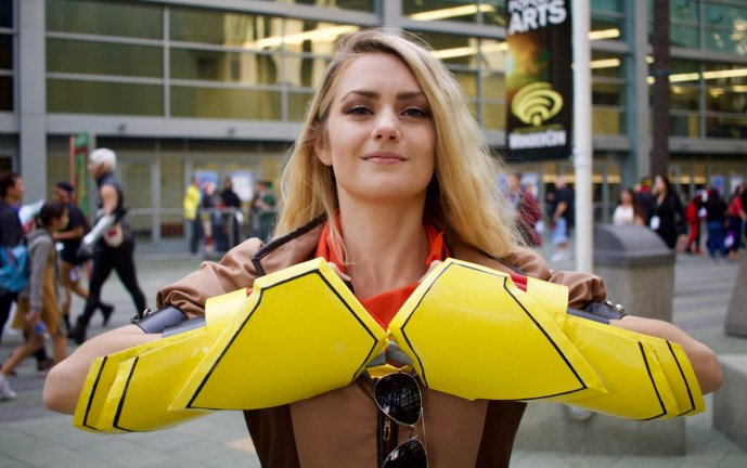March-April 2017 Wondercon Cosplay photos - 1 of 126 (85)