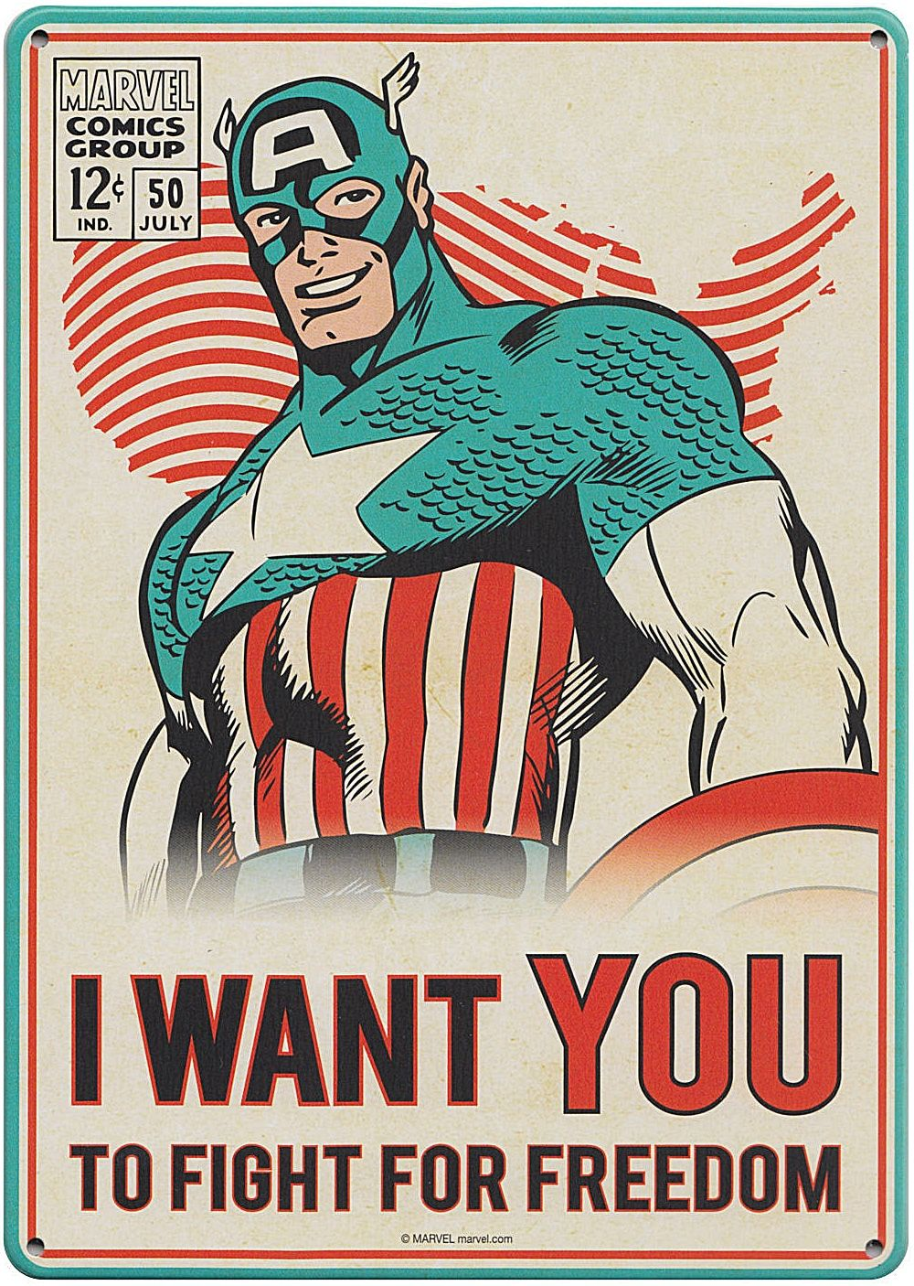 captain-america-i-want-you-to-fight-for-freedom-small-steel-sign-210mm-x-150mm-hb--13765-p