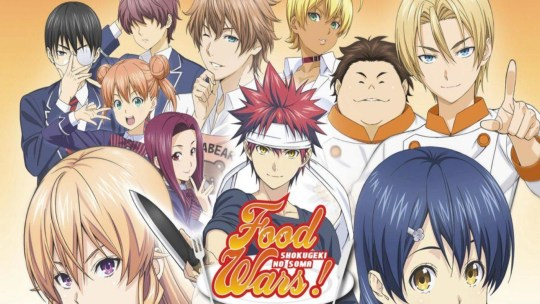 Food Wars: Scontri in Cucina!