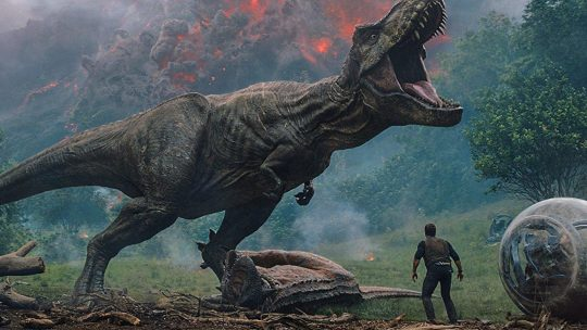 Jurassic World 2: A Door for the Future