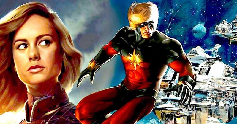 Mar- Vell, il primo Capitan Marvel
