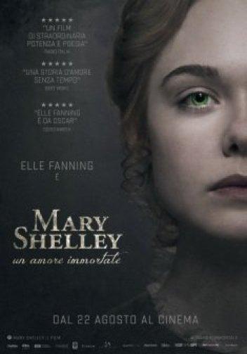 Mary Shelley - locandina