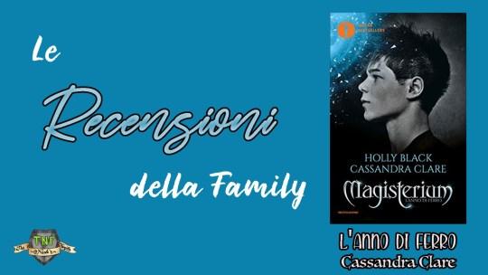 Magisterium I – L'Anno Di Ferro