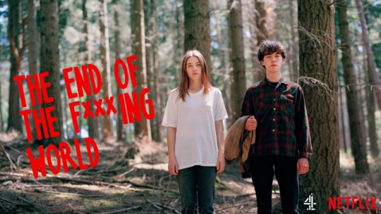 The End of the Fucking World! – Stagione 1 su Netflix