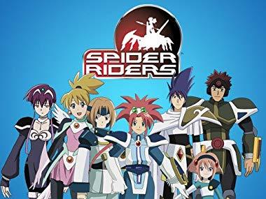 Spider Riders: Che la Lotta Abbia Inizio!