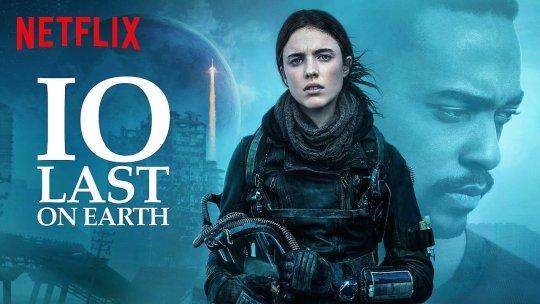 IO: sola sulla Terra, la nuova produzione Netflix