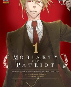 Moriarty the Patriot – Fra Genio e Follia