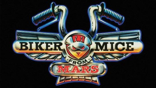 Biker Mice da Marte