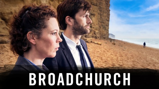 La prima stagione di Broadchurch: tocca a David Tennant