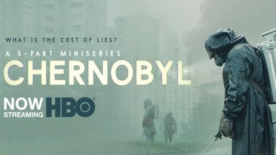 Chernobyl, la miniserie da record di HBO