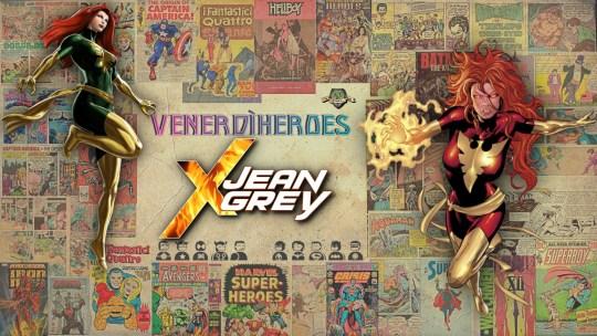 Jean Grey- Marvel Girl o Dark Phoenix?