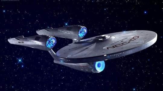 Star Trek – Enterprise : la prima nave a curvatura