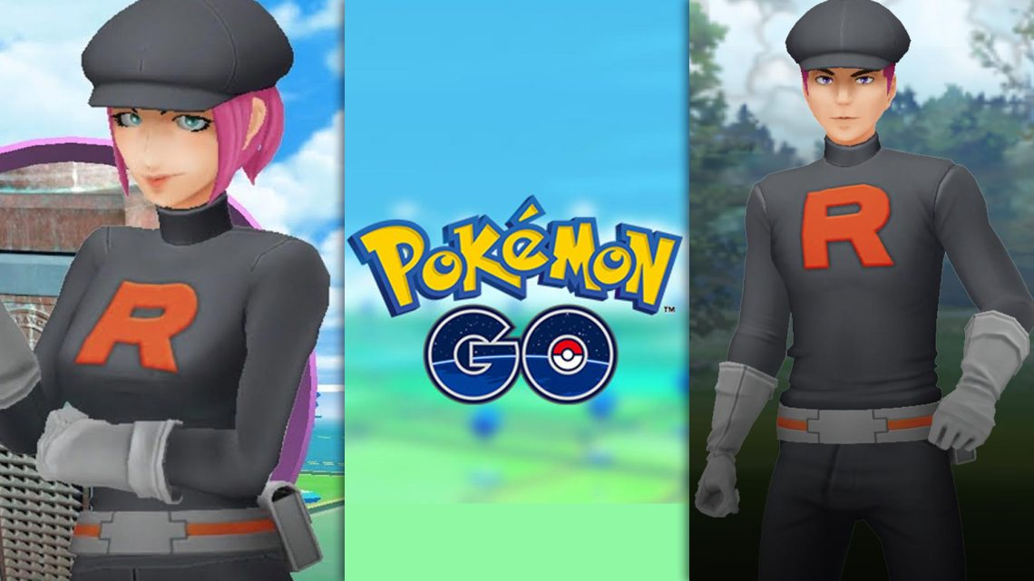 Team Rocket e i Pokémon Shadow sono arrivati!