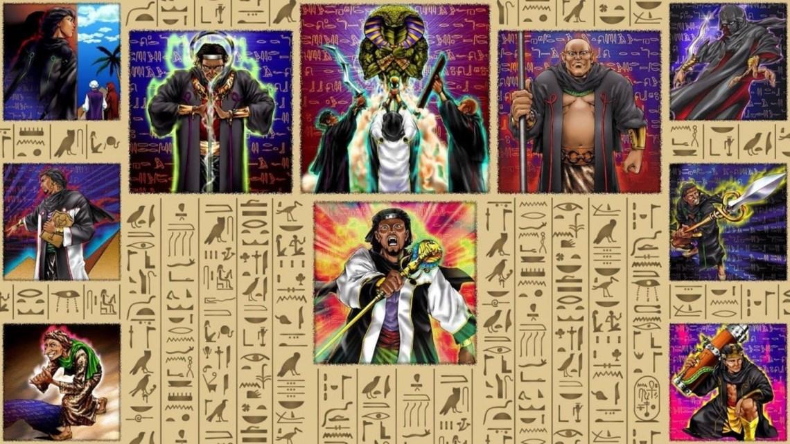 I Protettori del Faraone: I Magnifici Custode di Tombe!