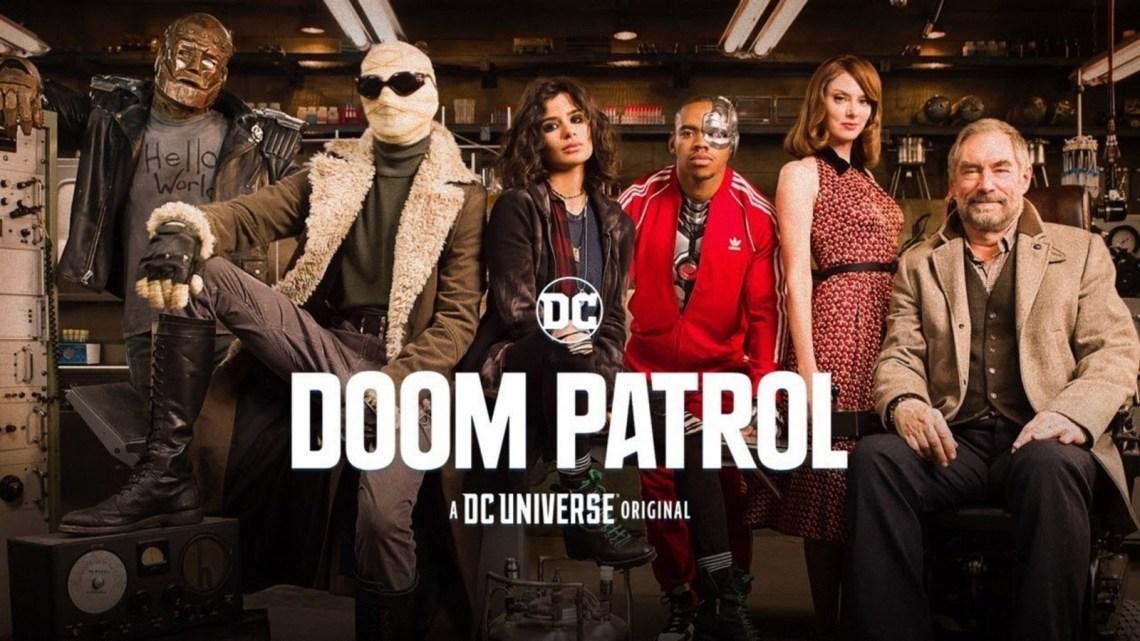 Doom Patrol: uno spin-off decisamente riuscito!