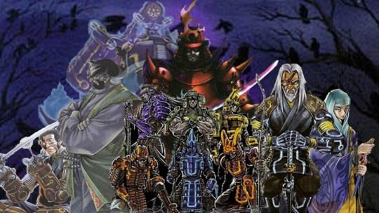 I Sei Samurai: dal Lontano Giappone a Noi