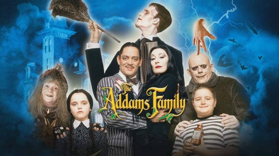 L'Editoriale di settembre: la famiglia Addams