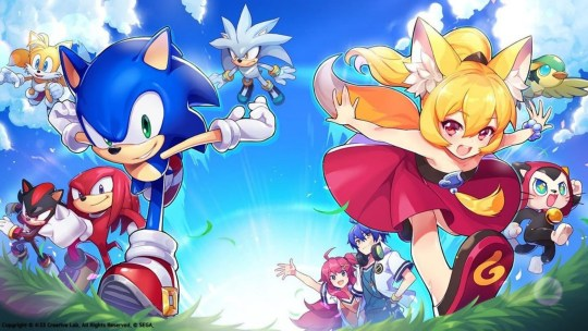Monster Super League Incontra Sonic&Co.