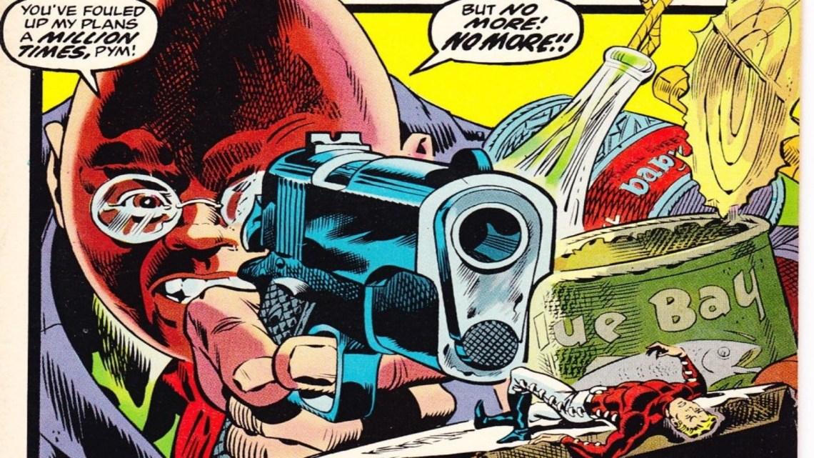 Supereroi super-sconosciuti – Egghead