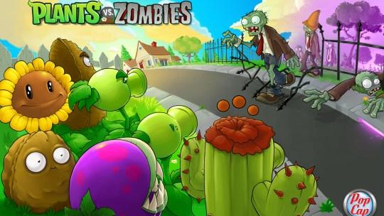Attenti al cortile, gli zombie stanno tornando: Plants vs Zombies!
