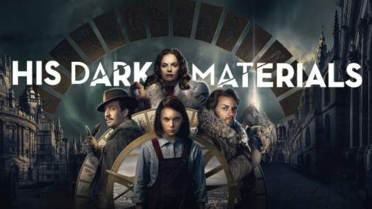 His Dark Materials al Lucca Comics & Games 2019