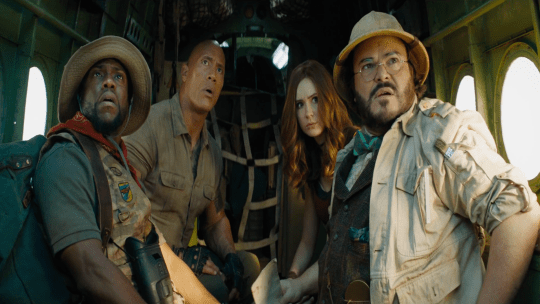 Jumanji: The Next Level – Recensione No spoiler!