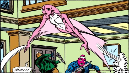 Dinah Soar: supereroi super-sconosciuti