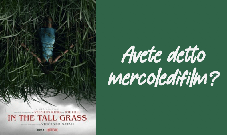 In The Tall Grass: Stephen King, Hill e Natali