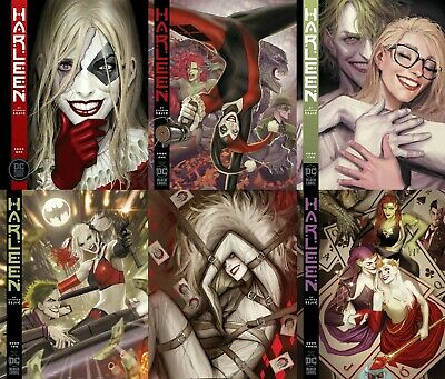 Harleen, le origini di Harley Quinn.
