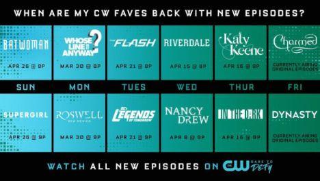 ritorno di CW