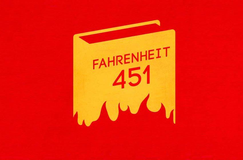 Fahrenheit 451 e il 4 aprile: il diario di Guy Montag