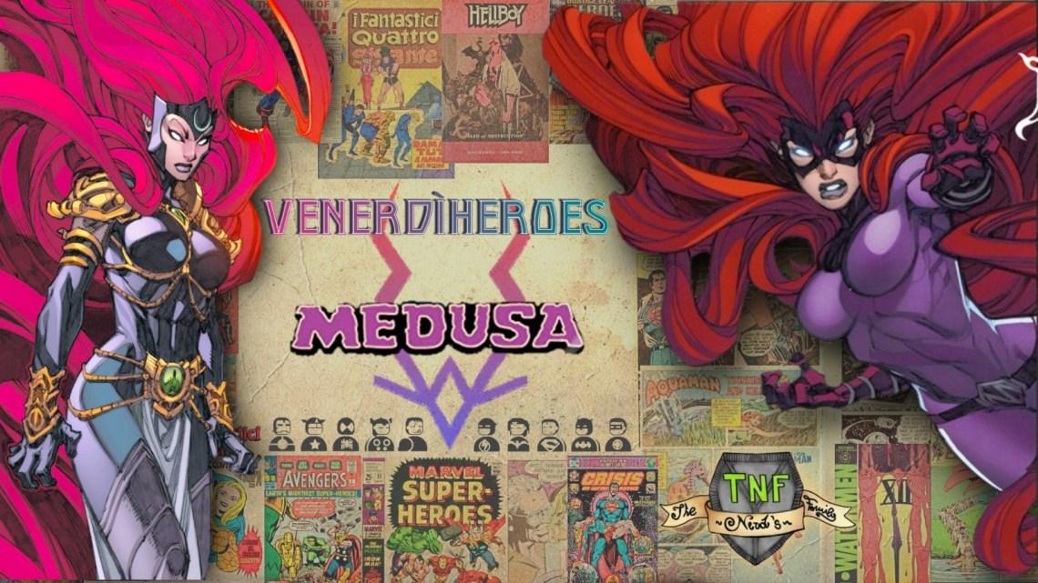 Medusa: regina di Attilan e degli Inumani