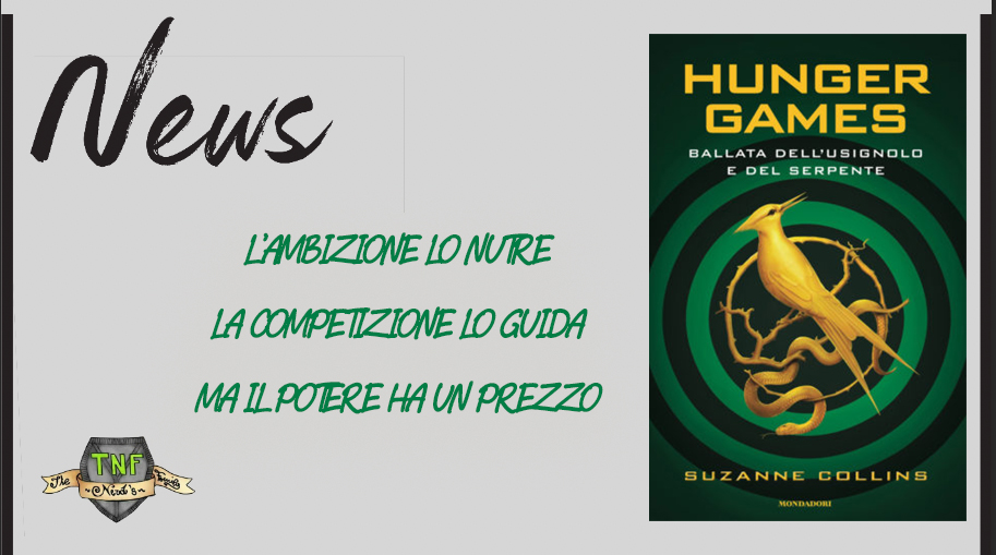 HUNGER GAMES – Ballata dell'usignolo e del serpente