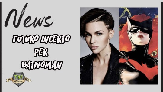 Ruby Rose e l'addio a Batwoman!