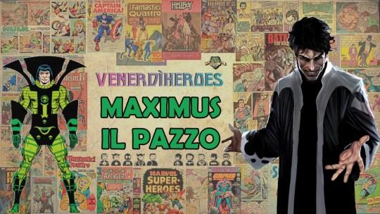 Maximus il pazzo: fratello minore