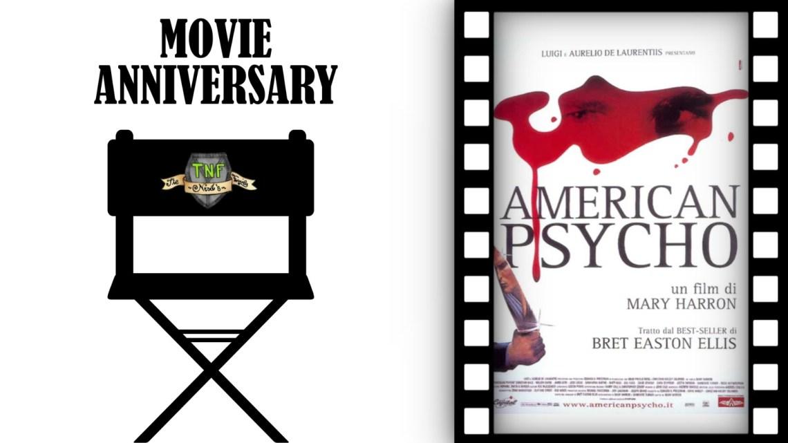 American Psycho – l'allucinogeno film di Harron compie vent'anni #MovieAnniversary