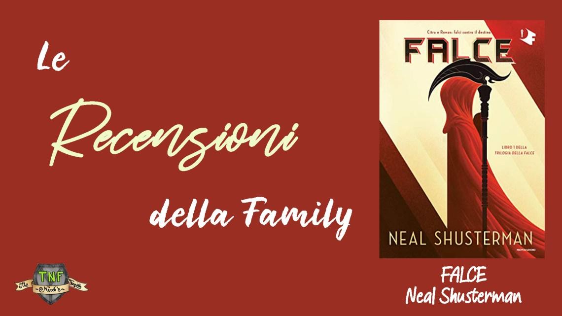 Falce di Neal Shusterman – La recensione
