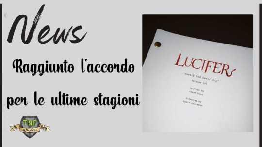 Lucifer 5, accordi raggiunti: data e anticipazioni!