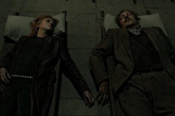 Remus e Tonks - Harry Potter