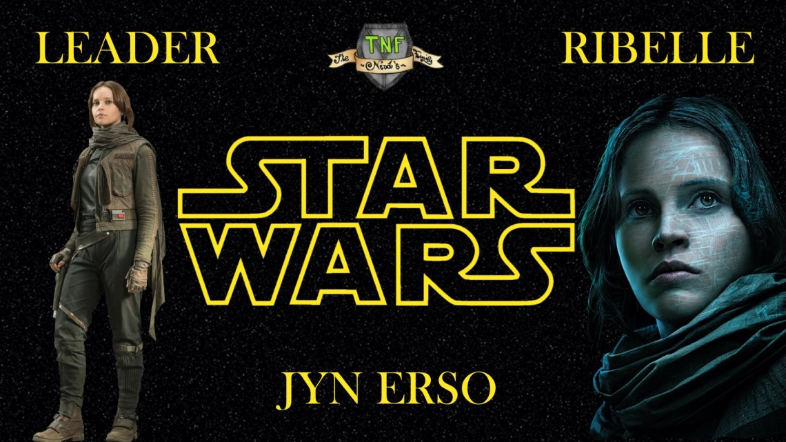 Jyn Erso: la speranza dei ribelli