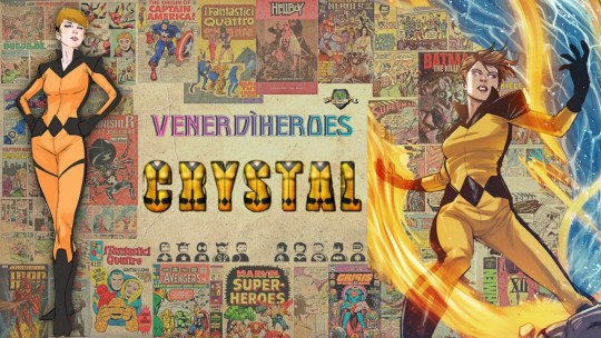 Crystal: principessa inumana spezzacuori