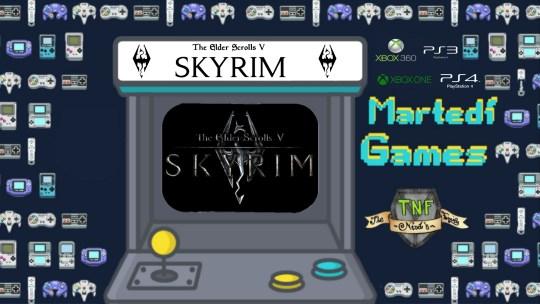 Skyrim: The Elder Scrolls V – un primo sguardo