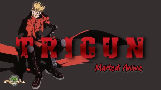 Trigun – Deep Space Planet Future Gun Action