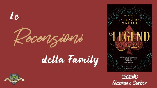 Legend – il secondo capitolo della saga di Stephanie Garber