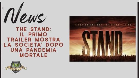 The Stand – rilasciato il primo trailer dell'adattamento del libro di Stephen King