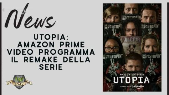 Utopia – su Amazon Prime Video esce il remake della serie
