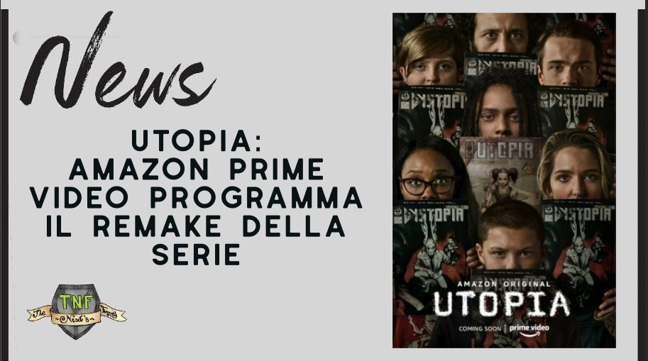 Utopia – su Amazon Prime Video esce il remake della serie
